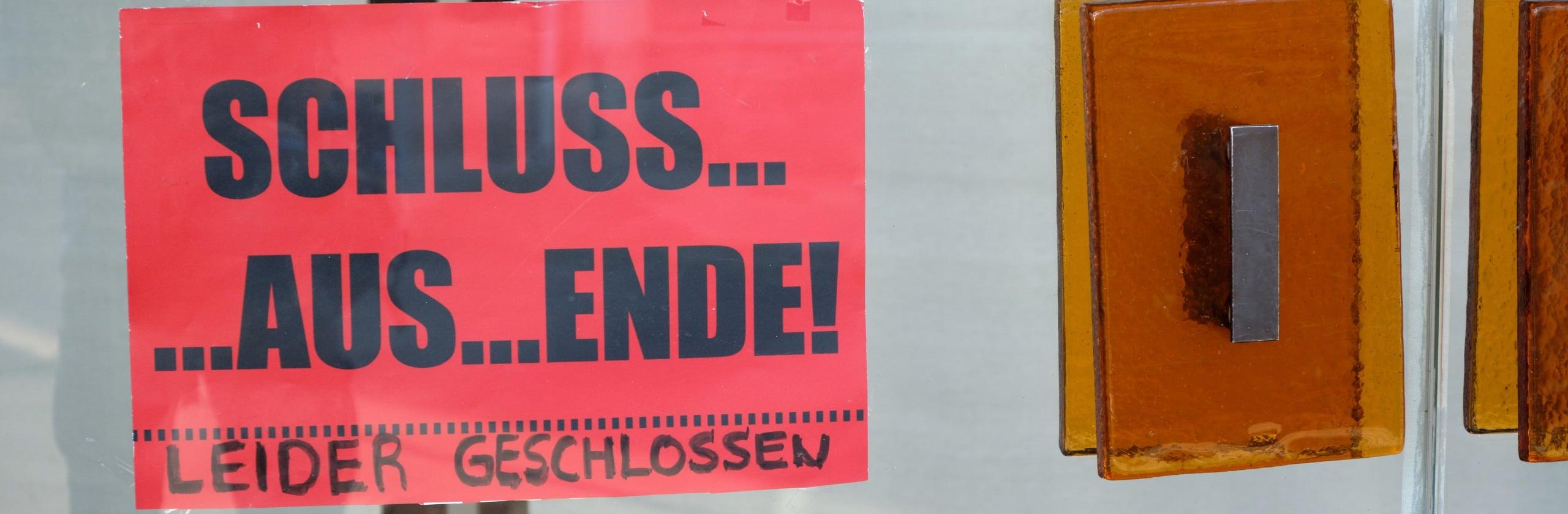 GmbH mit Problemen verkaufen oder GmbH Insolvenz anmelden